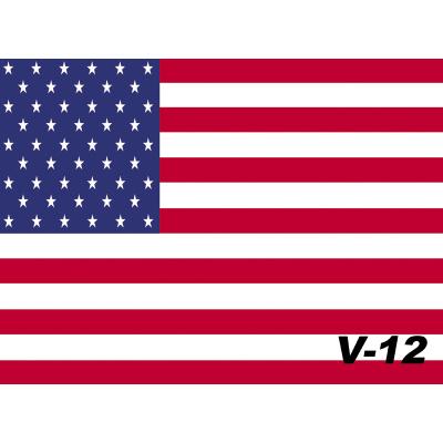 Vlaječka V12 USA