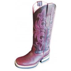 vysoké westernové boty GVR BE40P
