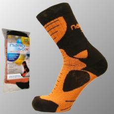 anatomické ponožky Nanosox An-Atomic.