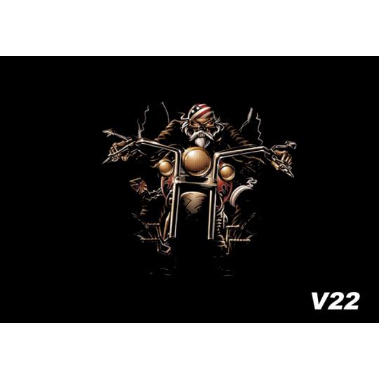 Vlaječka V22 jezdec