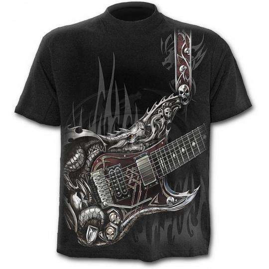 dětské tričko s motivem Air Guitar
