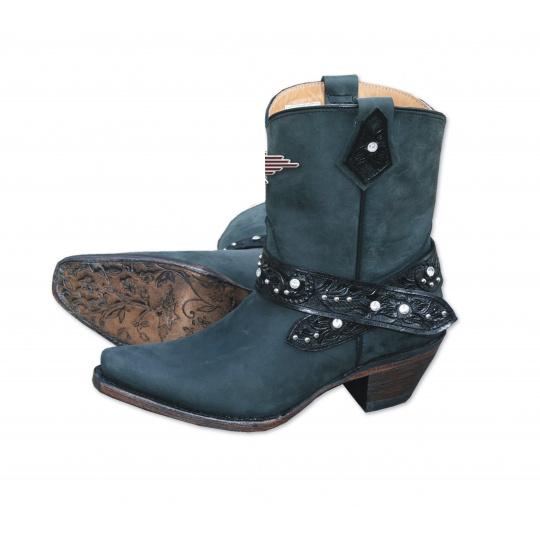 dámské westernové boty WBL-20