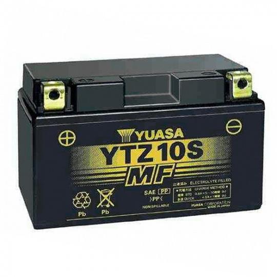 baterie bezúdržbová YTZ10S, 12V, 8,6Ah