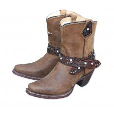 dámské westernové boty WBL-26