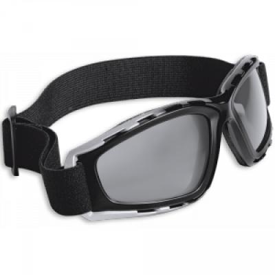 Brýle 9034 na motorku, tmavé sklo