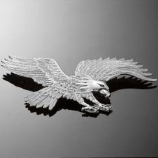 Emblém samolepící EAGLE, 230x120mm