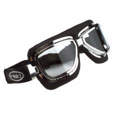Brýle CLASSIC stříbrný rám