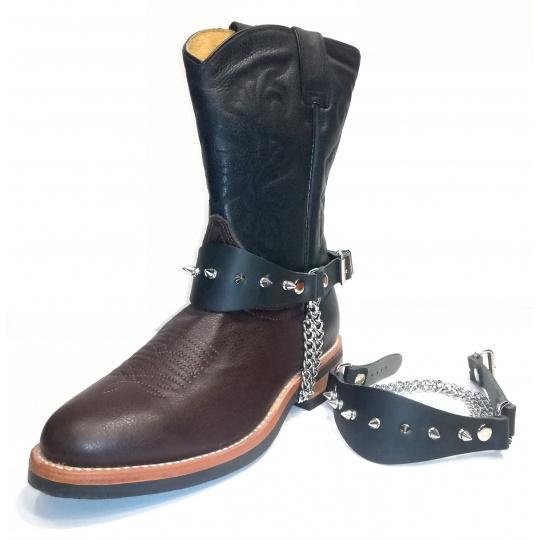 Ozdobné řemínky na boty B3 hroty