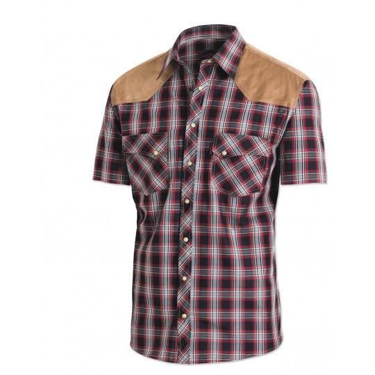 westernová košile Francisco short