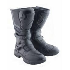 kožené boty Bravo