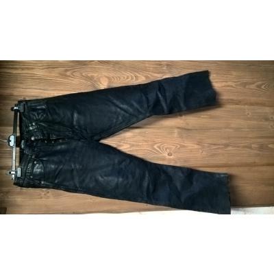 kožené kalhoty Pantera