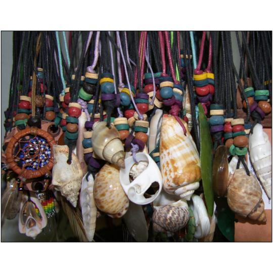 amulety na krk