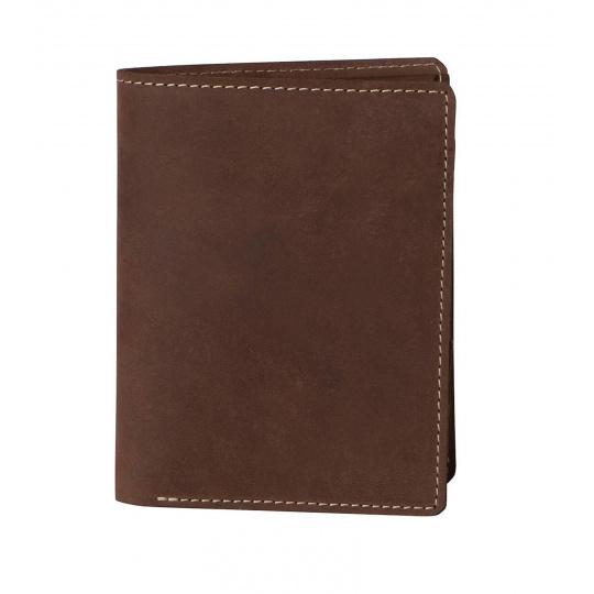 kožená peněženka WALL STREET
