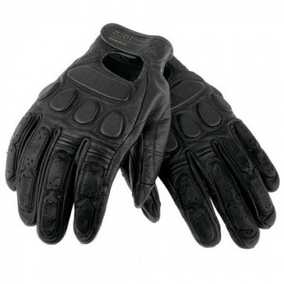 kožené rukavice Blackjack