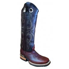 vysoké westernové boty GVR BE45