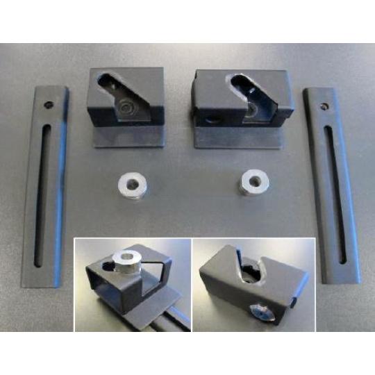 rychloupínací systém pro boční kufry/pevné brašny