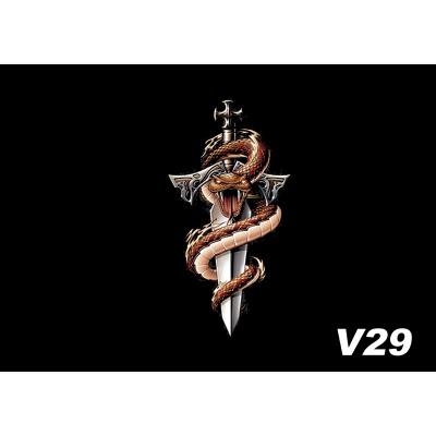 Vlaječka V29 dýka