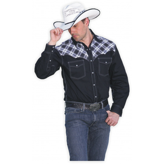 westernová košile MADDOX