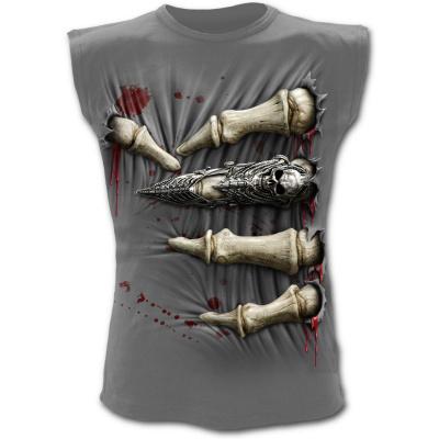 tričko bez rukávů s motivem Death Grip