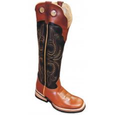 vysoké westernové boty GVR BE60