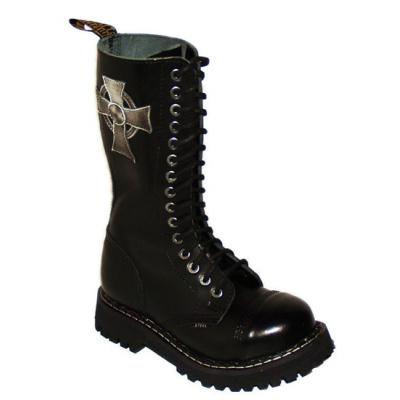 boty Steel 15 dírkové