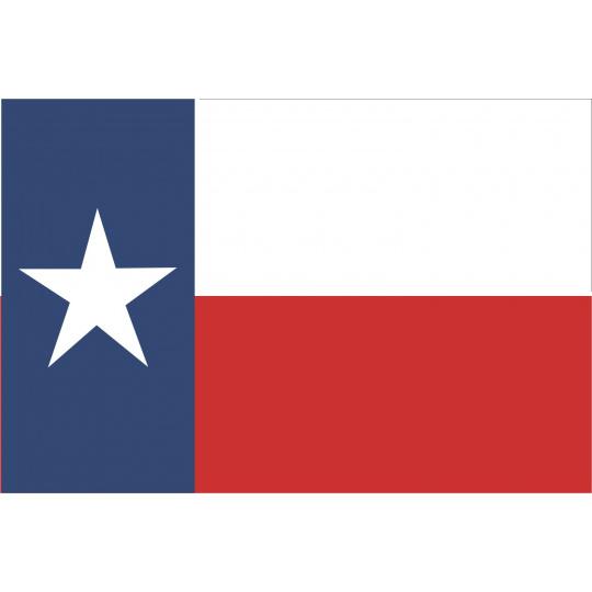 vlajka Texas