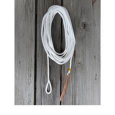 Lonž pro horsemanship 6,5 m jemná