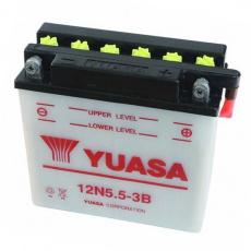 baterie údržbová 12N5,5-3B, 12V, 5,5Ah