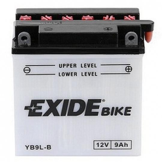 baterie údržbová YB9L-B, 12V, 9Ah