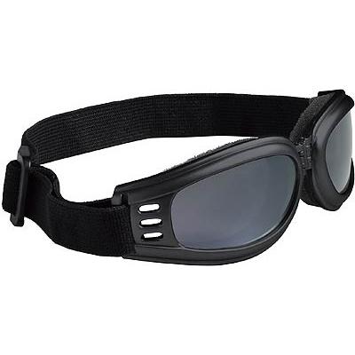 Brýle zrcadlové, černý rám, skládací