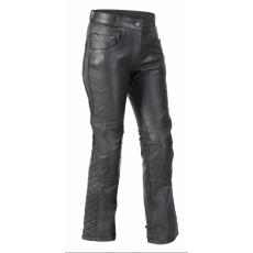 dámské kožené moto kalhoty Brigita