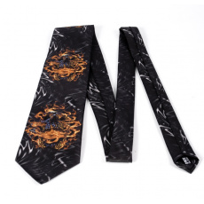 Kravata 8 plamen