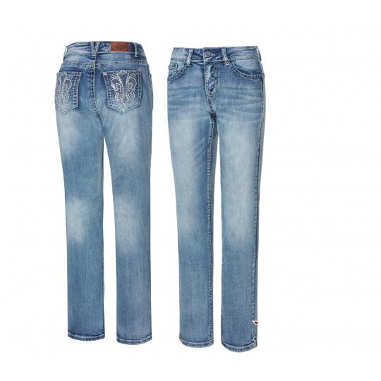 dámské stylové jeansy LEXI