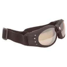 Brýle 9910, čiré, černý rám