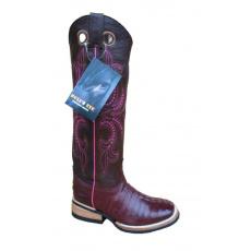 vysoké westernové boty GVR BE45CP