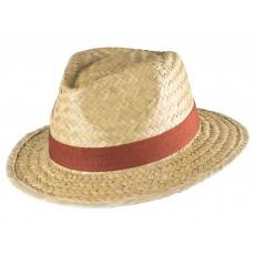 slaměný klobouk Happystevi