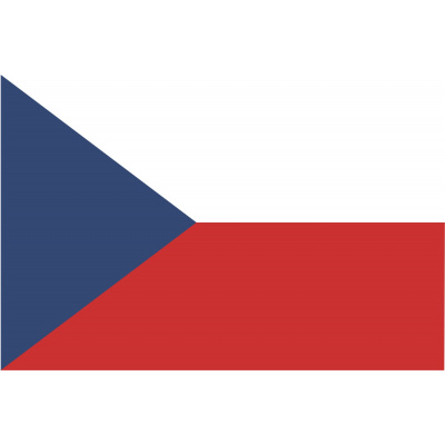vlajka Česká republika