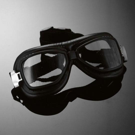 Brýle RED BARRON Classic zakřivené světlé sklo