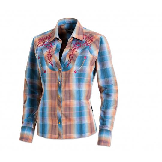 dámská westernová košile Whitney