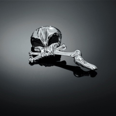 zrcátka Skull