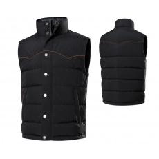 prošívaná zateplená vesta Aspen
