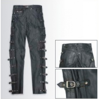 kožené kalhoty Racer
