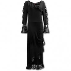 Gothic šaty F129