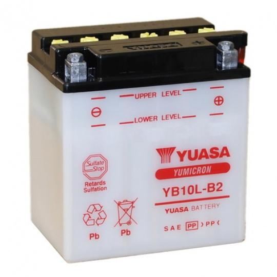 baterie údržbová YB10L-B2, 12V, 11Ah
