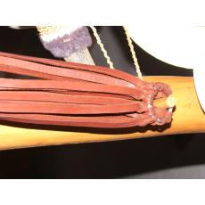 vázací řemínky na sedlo
