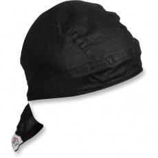 šátek na hlavu (čepička) černý