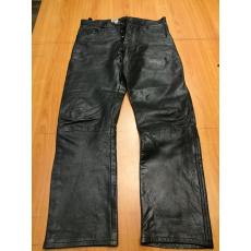 kožené kalhoty Traction