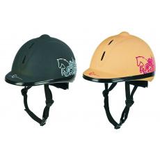 helma dětská Covalliero Beauty VG1