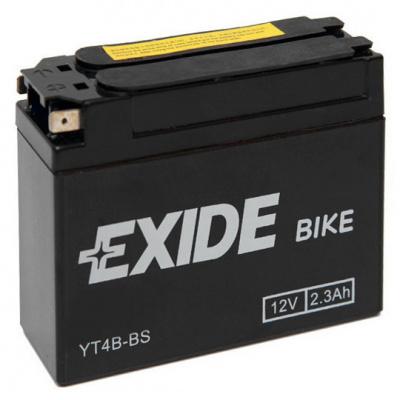 baterie bezúdržbová YT4B-BS, 12V, 2,3Ah