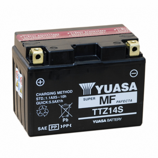 baterie bezúdržbová TTZ14S, 12V, 11,2Ah